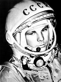 Полёт в космос – Юрий Алексеевич Гагарин